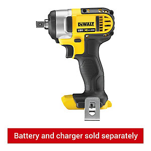 DeWalt 18V Xr Compact Impact Wrench Bare Unit