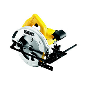 DeWalt 240V Corded 184mm 1350W Compact Circular Saw DWE560K-GB