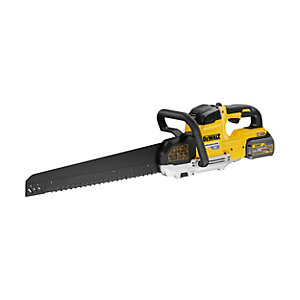 DeWalt 54V Cordless 425mm Long Bar FLEXVOLT Alligator Saw 2 X 6.0Ah Li-Ion Batteries DCS397T2-GB