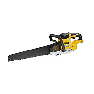 DeWalt XR 54V Cordless 425mm Long Bar FLEXVOLT Alligator Saw Body Only DCS397N-XJ
