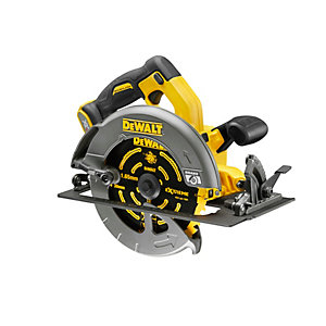 DeWalt XR 54V Cordless FLEXVOLT 190mm Circular Saw Body Only DCS575N