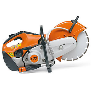 Stihl TS410 Petrol Compact and Robust Handheld Cut-Off Stone Saw 3.2KW 300mm LS1216/2