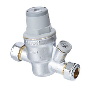 533 High Temp Pressure Reducing Valve 15mm