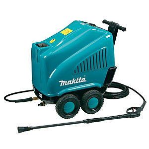 Makita 240V Hot Pressure Washer HW120