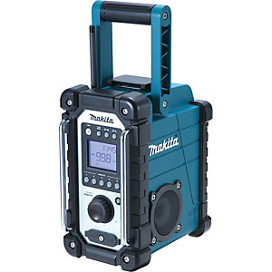 Makita Blue Site Radio DMR107