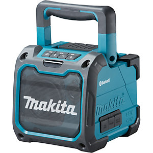 Makita Cordless & AC Bluetooth Speaker DMR200