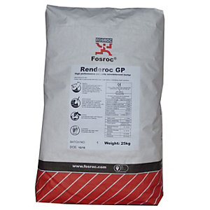 Fosroc Renderoc GP Concrete Mortar 25kg Bag 2197002