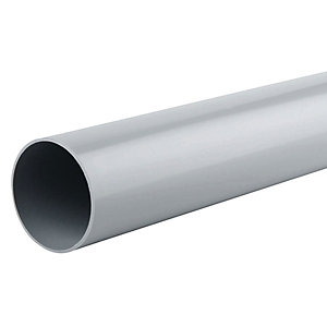 Osma RoundLine 0T088 Pipe 68mm Grey 5.5M