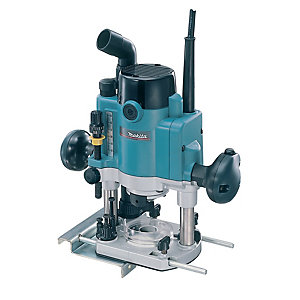 Makita 240V 900W 1/4in Plunge Router  RP0910/2