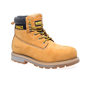 59ba7e5112f1 DeWalt Hancock Wheat Size 7 Safety Boot