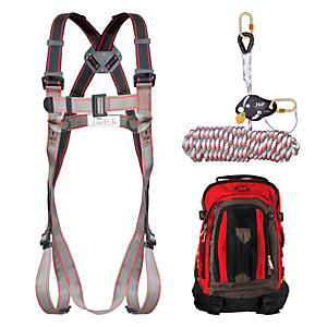 Pioneer Roofers Height Safety Kit Rucksack