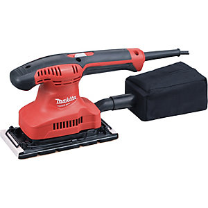 MT by Makita Red 100mm Sheet Sander 190W 240V M9400/2