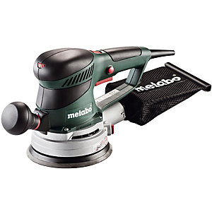 Metabo Sxe 450 Turbo Tec 240V, 350W, 150mm Random Orbit Disc Sander