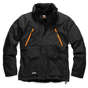 Scruffs Executive Hardwearing Jacket Black