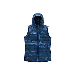 Scruffs Expedition Thermo Hooded Gilet Blue