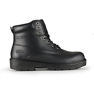 Scruffs Hardcore Scoria Safety Boot Black