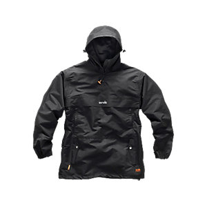 Scruffs Over the Head Jacket Black
