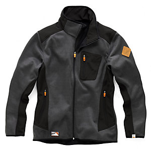 Scruffs Trade Softshell Jacket Black