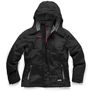 Scruffs Women's Executive Jacket Black