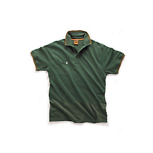 Scruffs Worker Polo Graphite
