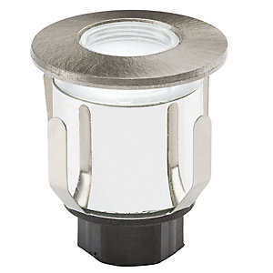 LEDM06W White Mini Ground Light
