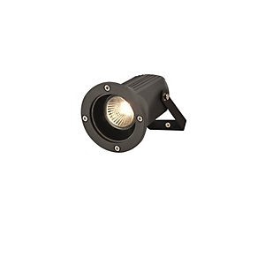 SPIKE50BL Directional Garden Spike/Wall Spotlight