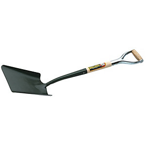 Bulldog No.2 Taper Mouth Shovel Digging Spade