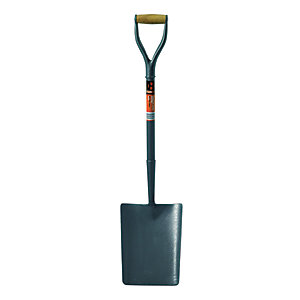 Holdon Tubular Steel Taper Mouth No2 Shovel