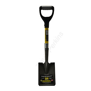 Roughneck Micro Square Shovel 27in