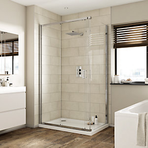 iflo Alamere Shower Side Panel 800mm