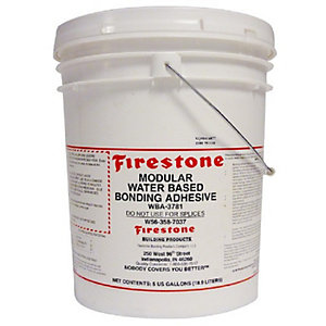 Firestone 5 Litre Waterbased Deck Adhesive