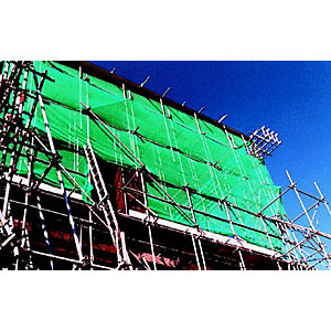 Debris Netting Green 2m x 50m