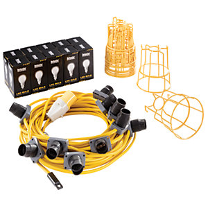 Defender LED Festoon 22m (Gls Style)