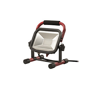 Slim  Portable Worklight 22W 1800 Lumen Output, 2m Cable