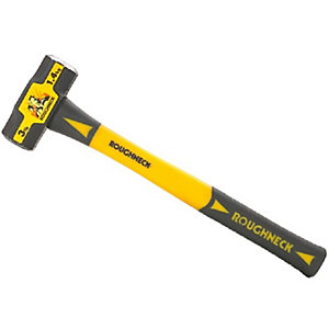 Roughneck 3lb (1.4kg) Mini Sledge Hammer 65-622