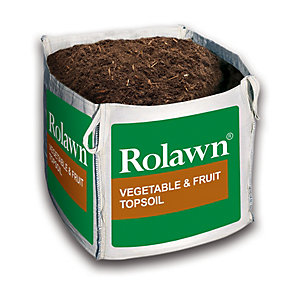 Rolawn Vegetable and Fruit Top Soil Bulk Bag