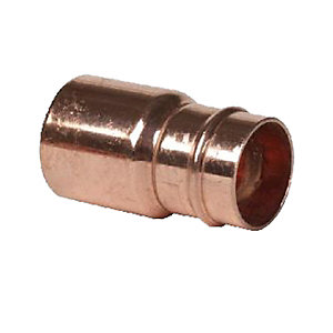 Conex TP6 Solder Ring Fitting Reducer 28mm x 22mm