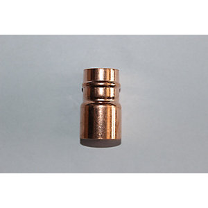 PlumbRight Solder Ring Fitting 35 x 22 mm Fitting Reducer
