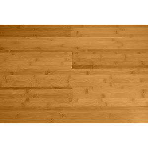 Solid Wood Flooring Westco Solid Bamboo Horizontal Dark 950mm x 95mm x 15mm  0.9m² Pack Coverage