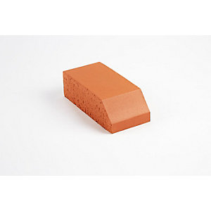 Wienerberger Special Shape Brick Red Plinth Header PL2.2