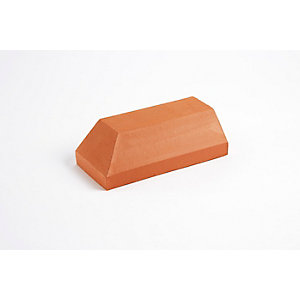 Wienerberger Special Shape Brick Red Right Hand Plinth External Return PL7.2