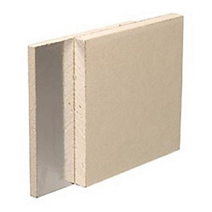 British Gypsum Gyproc Duplex Plasterboard Tapered Edge 2400mm x 1200mm x 12.5mm
