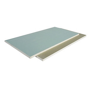 British Gypsum Gyproc Moisture Resistant Board Tapered 2400mm x 1200mm x 15mm