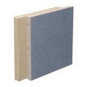 British Gypsum Gyproc Soundbloc Wallboard Plasterboard Tapered Edge 2400mm x 1200mm x 12.5mm