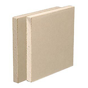 British Gypsum Gyproc Wallboard 2400mm x 1200mm x 12.5mm