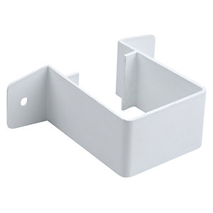 Osma SquareLine 4T833 Pipe Bracket Stand Off 61mm White