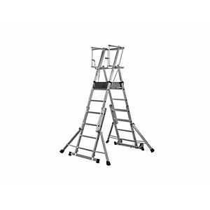 Teleguard Adjustable Platform 3.6M