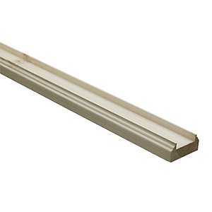 Richard Burbidge Trademark Pine Baserail Br2400/41Ps