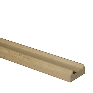 Richard Burbidge White Oak Baserail 2400mm WOBR2400/41