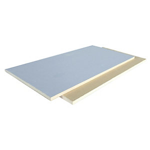 British Gypsum Gyproc Soundbloc Rapid Plasterboard Tapered Edge 2400mm x 900mm x 15mm